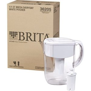 water pitcher with filtration system