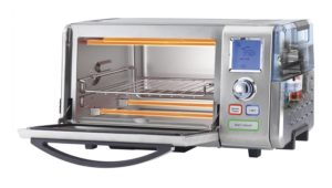 Cuisinart Steam & Convection Oven interior