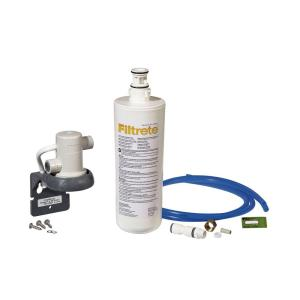 easy to install under sink filtration system